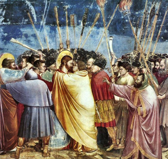 Giotto-Judas